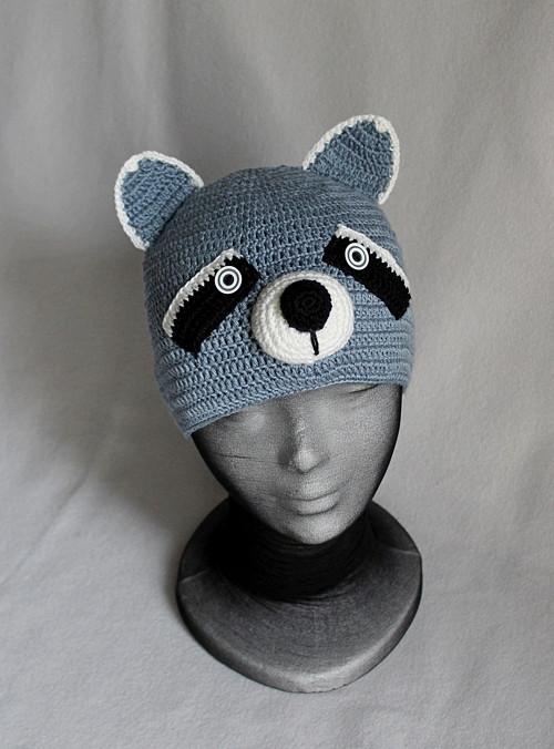 Mývalí čapka