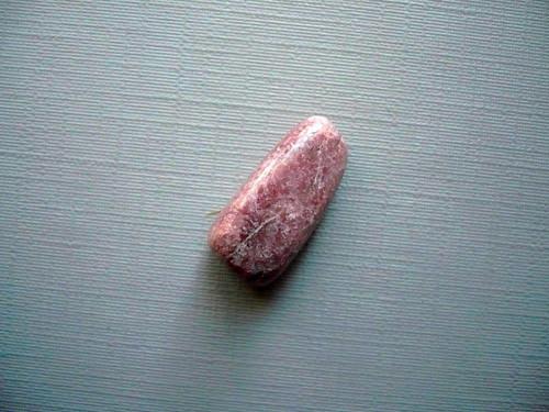 Troml. kámen - rodonit 19 mm, č.34