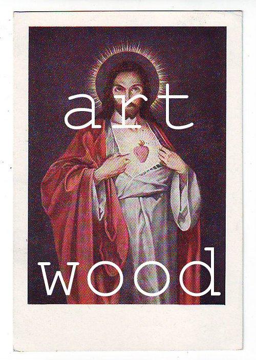 MADONA S JEŽÍŠKEM pohlednice č. 674