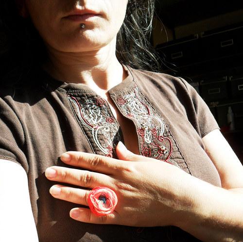 Lia - prstýnek