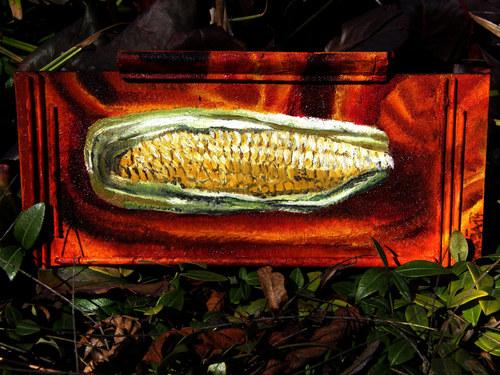 Kukuřice,z cyklu Magická kuchyně