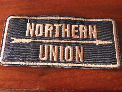 Nažehlovačka Northern union