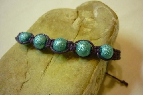 modré perly