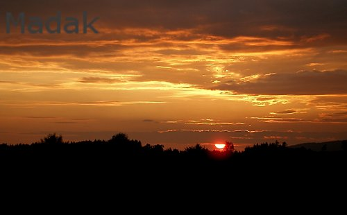 poezie západu slunce - výprodej z 277,-