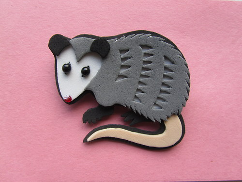 "\""Ty smrdutý opossume\"""
