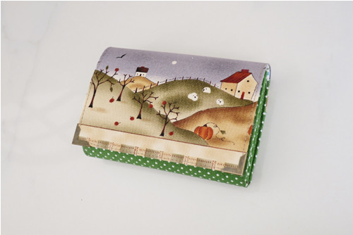 Na chaloupce v horách - peněženka i na karty