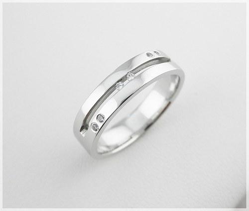 Snubní prsteny č. 24