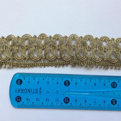 Zlatý prýmek zbytek 4 m