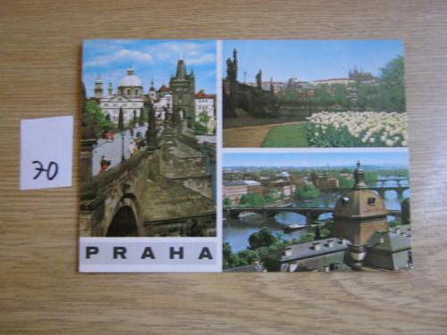 pohlednice prošla praha/70