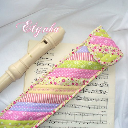 Obal na flétnu pro luční víly :o)