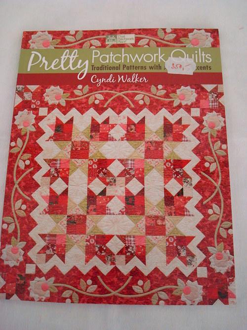 Kniha Tradiční quilt od Cyndi Walker