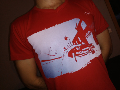 Pánské tričko HAVANA