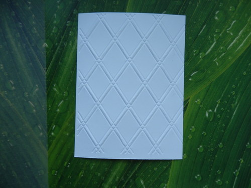 embosovaný papír č.16
