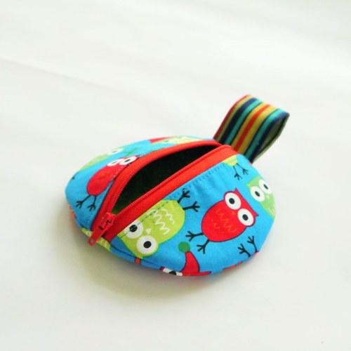 Bublinka na drobnosti ColorfulOwls