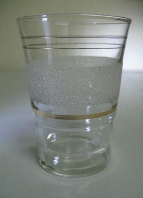 Jemná sklenička