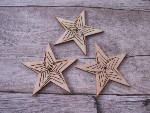 Vyřezávaná hvězda