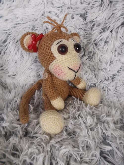 Opička Jůlinka