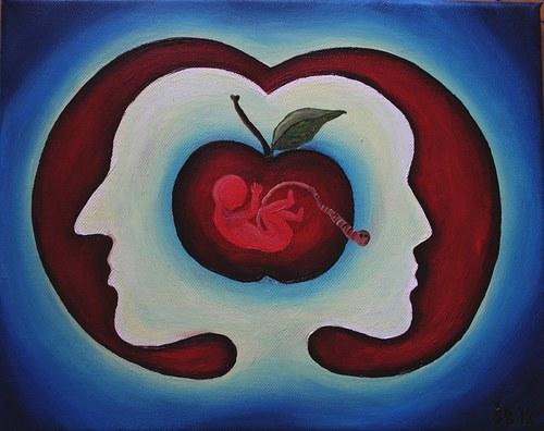 Jablko je nevinné