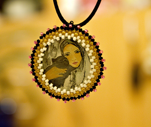 Magical secret -  medailonek, talisman