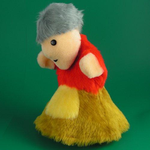 Babička - autorská hračka