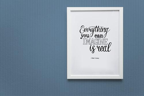 DIGITÁLNÍ Motivace od Picassa