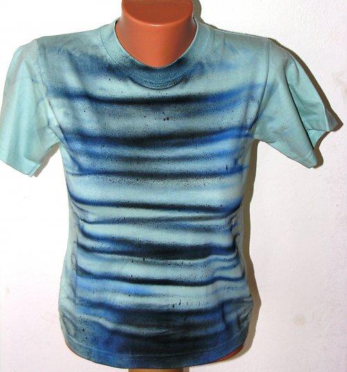 Dětské bavlněné tričko