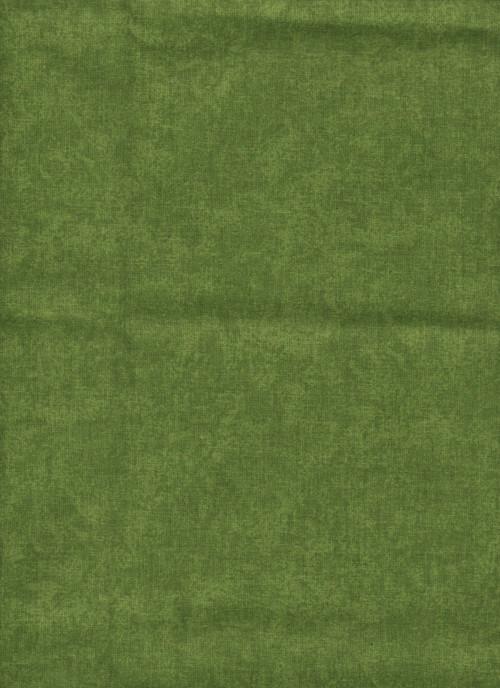 Látka jednobarevná, mramor, zelená