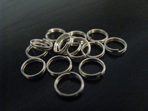 Spojovací kroužky ST - dvojité - 5 mm - 20ks
