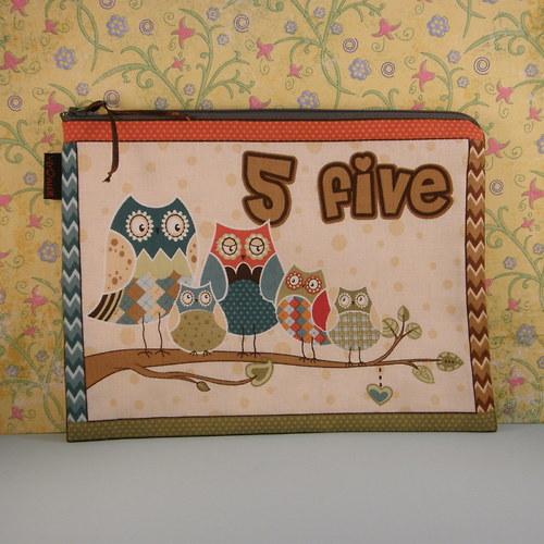 kapsička - 5 five