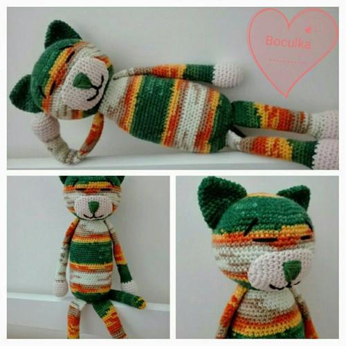 Kočka mourovatá