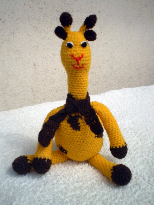 Žirafa Klotylda