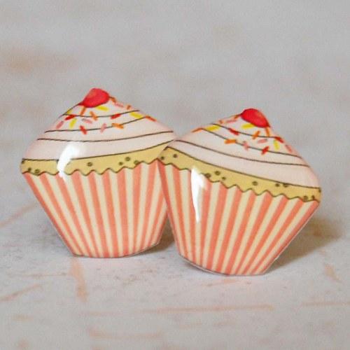 cupcakes - nerezová ocel