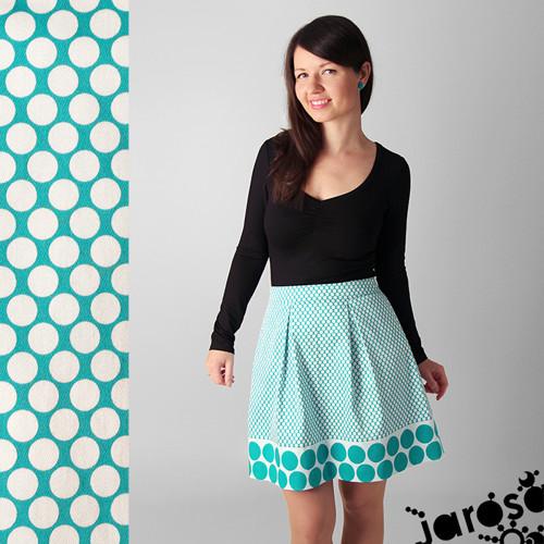 sukně Rhonda (také růžová varianta)