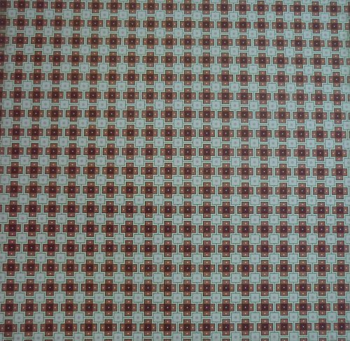 Papír Hampstead - Squares and Dots