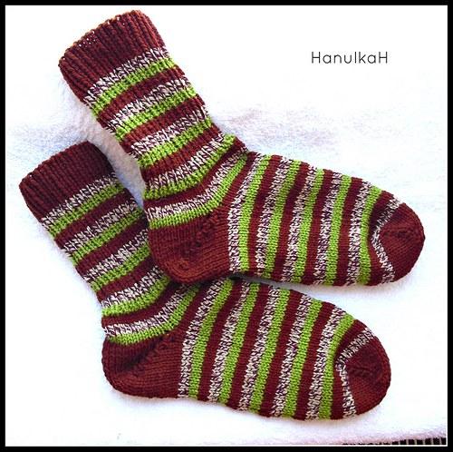 Pánské ponožky 0110