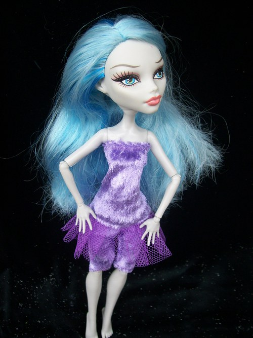 Monster High v nedbalkách