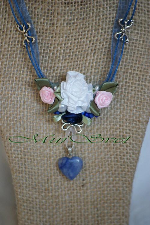 Květinový náhrdelník 5