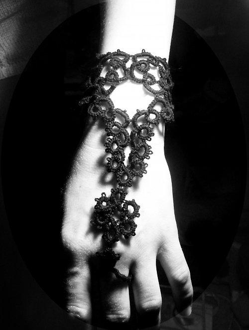 ozdoba ruky něžný otrok