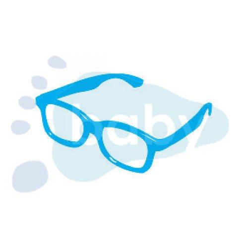 Razítko brýle 8 x 4,5 cm