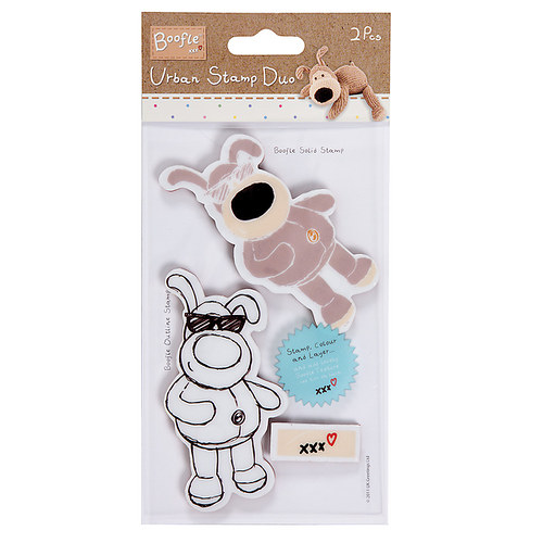 TALL URBAN STAMP DUO - BOOFLE (MR COOL)