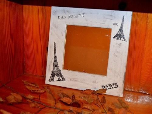 Zrcadlo - Paříž