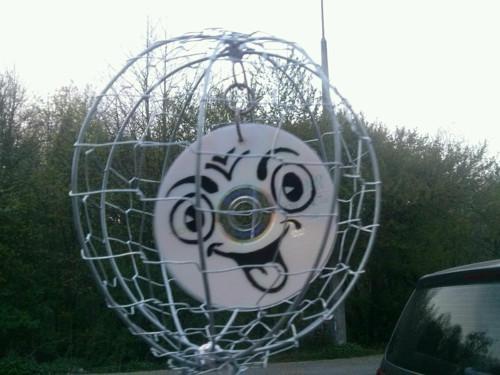 drátěná koule