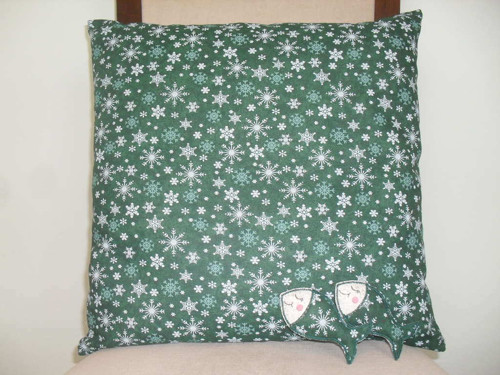 Vánoční povlak na polštář
