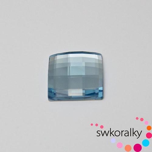 CHESSBOARD 20 SWAROVSKI ® ELEMENTS light saphire