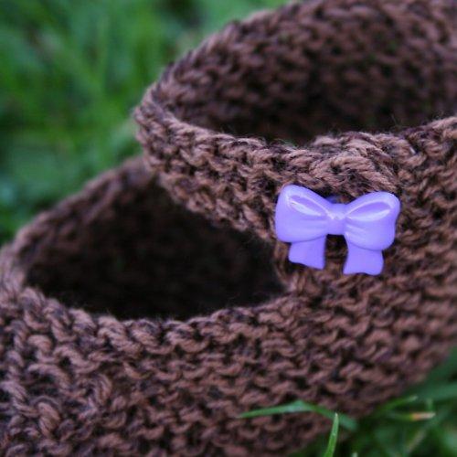 Pletené capáčky pro mimi