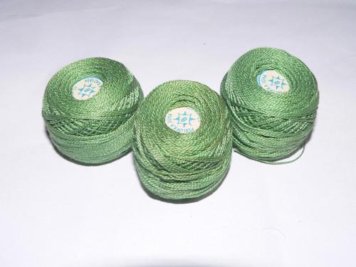 Perlovka zelená