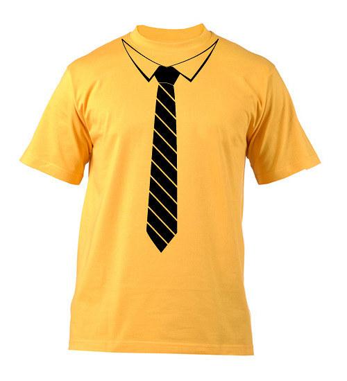 Kravaťák - tričko s potiskem