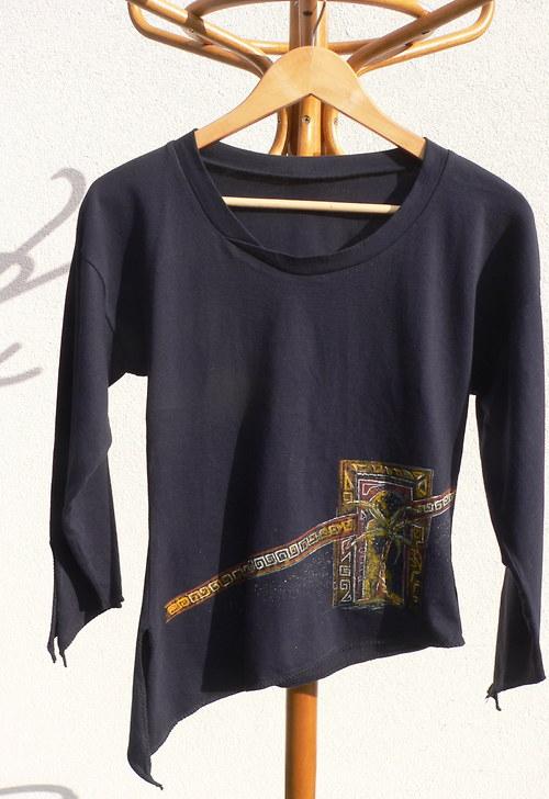 Tričko - egyptský motiv