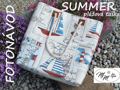 Summer - taška nejen k vodě