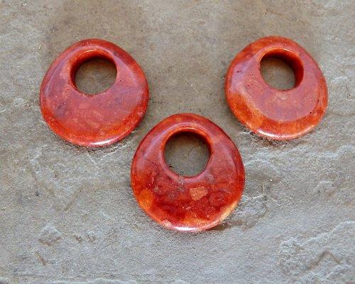 Korál donut asymetrický, 1 ks